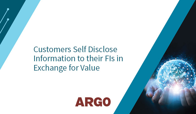How FIs Obtain and Assimilate Valuable Self-Disclosed Information